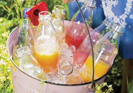 Orzeźwiające napoje na upalne dni