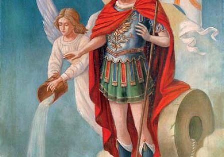 Święty Florian od pożarów