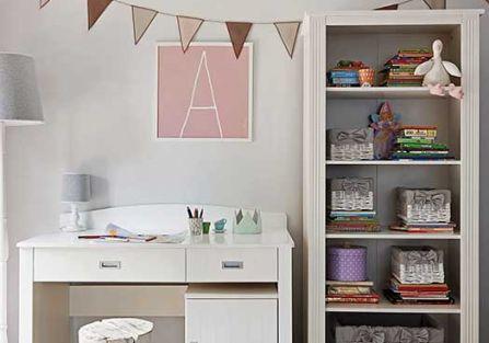 7 pomysłów na biurko dla dziecka