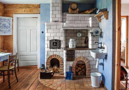 Nowe życie starej chaty na Podlasiu