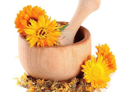 Nagietkowy olejek do masażu