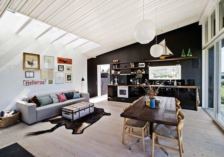 Duński dom jak z filmu