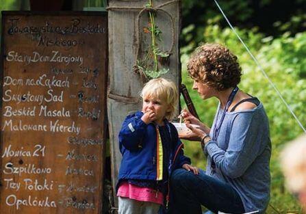 Dzikie Stoły: przepisy z uczty 9 kucharzy