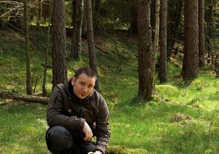 Człowiek z lasu: w Drewutni Emila