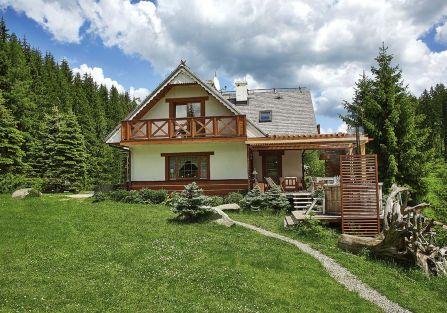 Styl prowansalski: dom w Beskidzie Śląskim