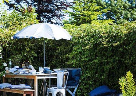 Lato na tarasie - jak przygotować się na upał?