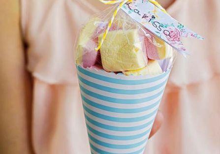 Jak zrobić rożek na cukierki: 5 prostych kroków