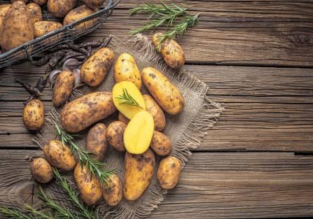 Dla urody: maseczki na twarz z ziemniaka!