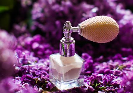 perfumy z olejków eterycznych