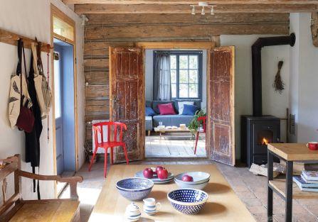 remont starego domu drewnianego
