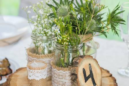 rustykalny wesele