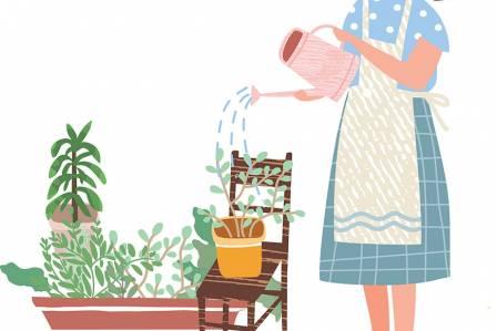 Kalendarz księżycowy ogrodnika: jakie prace ogrodowe wykonać w maju?