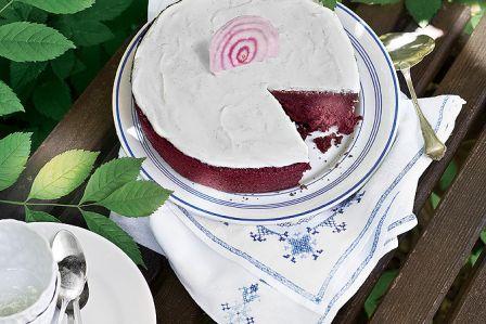 Ciasto czekoladowe z burakami wg Nigela Slatera
