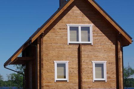 jak ocieplić domek drewniany