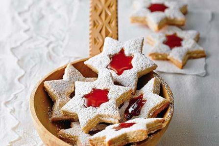 Przepisy na ciasteczka na Boże Narodzenie
