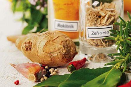 Żen-szeń, rokitnik, grzyby shiitake – naturalne adaptogeny, które wzmocnią odporność