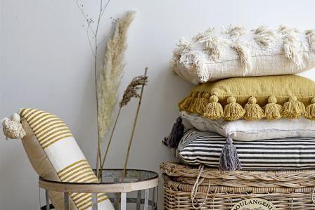 Plecione dekoracje do salonu, kuchni, ogrodu i na taras
