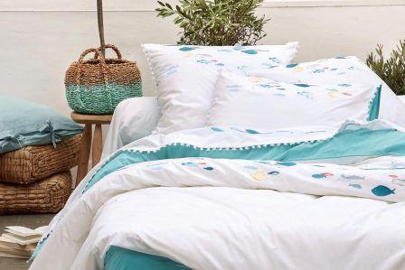 Jaką pościel wybrać na upalne lato? 30 pięknych propozycji z bawełny i lnu do Twojej sypialni