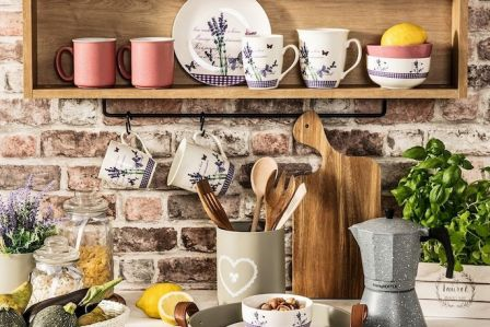 Blaty kuchenne w stylu rustykalnym – na jakie się zdecydować?