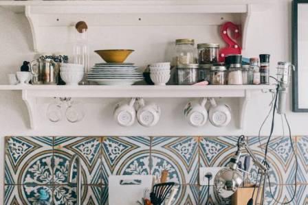 co na sciany w kuchni