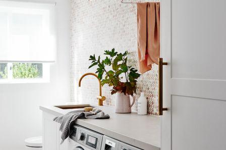 jak urządzić pralnie