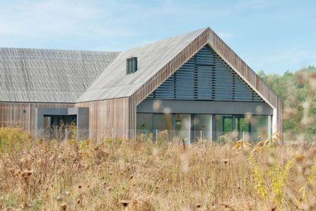 współczesna stodoła
