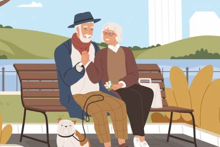 Witaminy dla seniora – na zdrowie i dobry humor