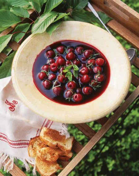 Zupa na winie