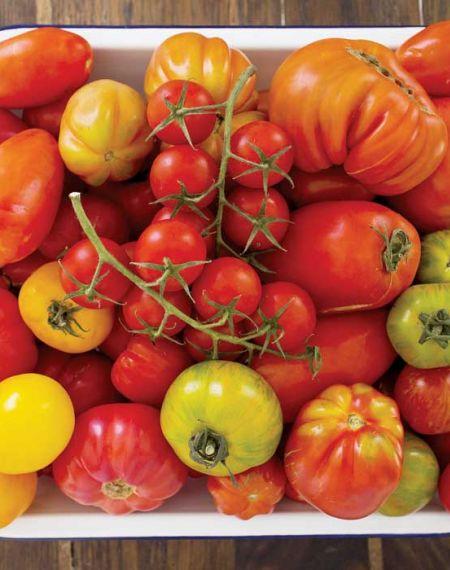 Pomidorki z wanilią
