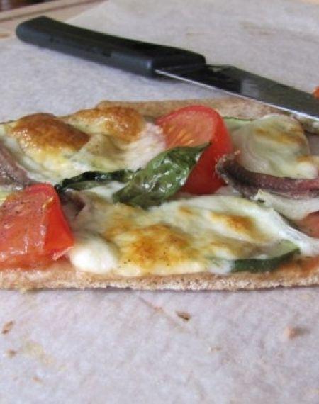 Pizza EKO z mąki razowej