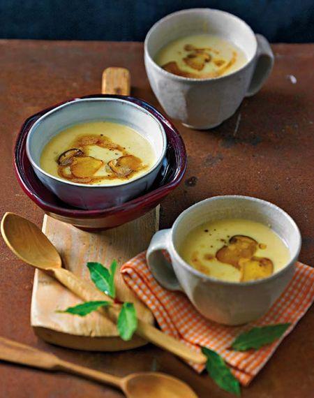Selerowa zupa krem