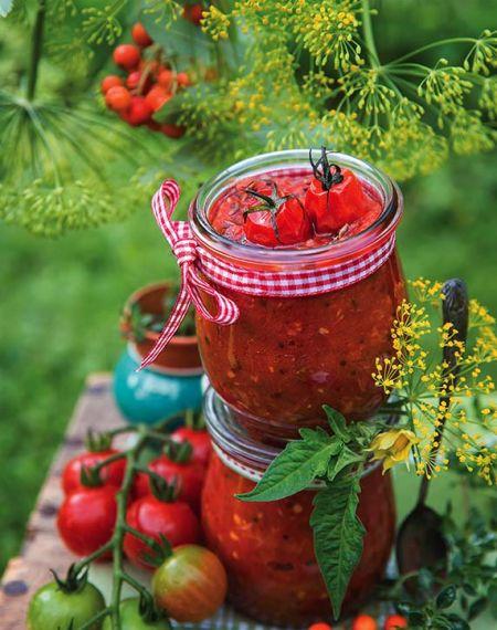 Pomidorowy chutney