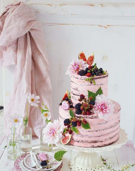 Przepis na najlepszy tort z owocami