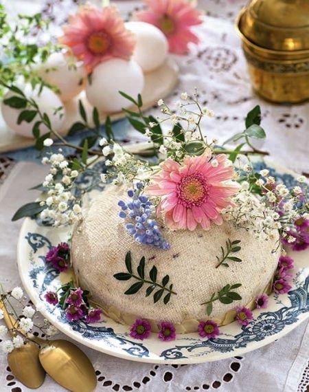 Wegańska pascha na Wielkanoc