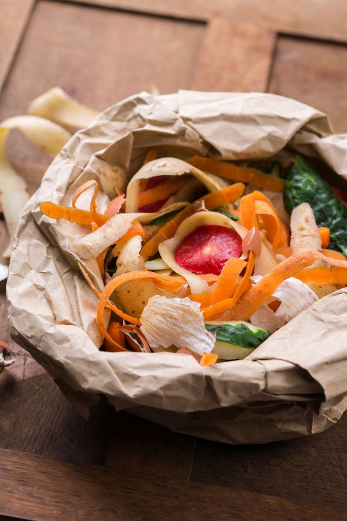 warzywa z resztek
