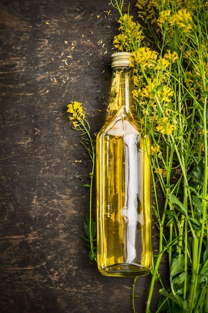 olej rzepakowy do smażenia