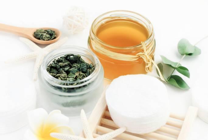 naturalne kosmetyki tonik z zielonej herbaty