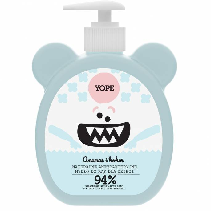 naturalne antybakteryjne mydło