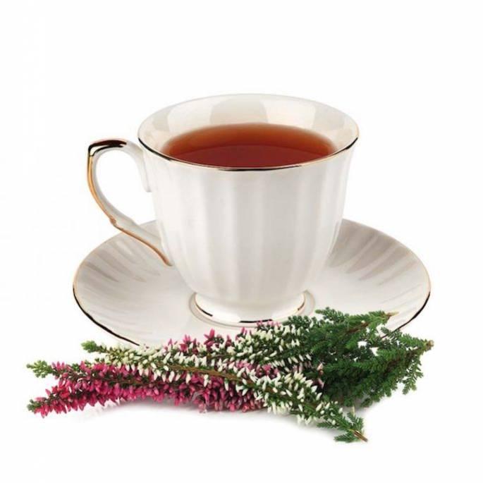 Wrzosowa herbatka na trawienie