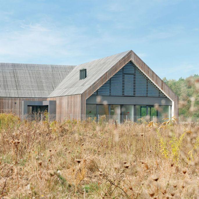 nowoczesna stodoła