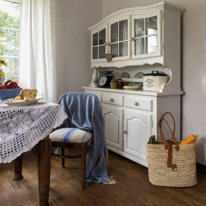 salon rustykalny
