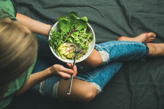 Dania wegetariańskie świetnie smakują i wcale nie są trudne.