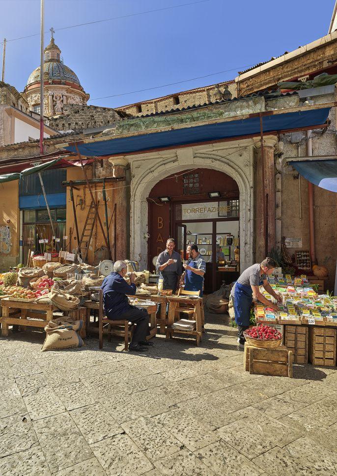 Palermo, fot. materiały prasowe Nespresso