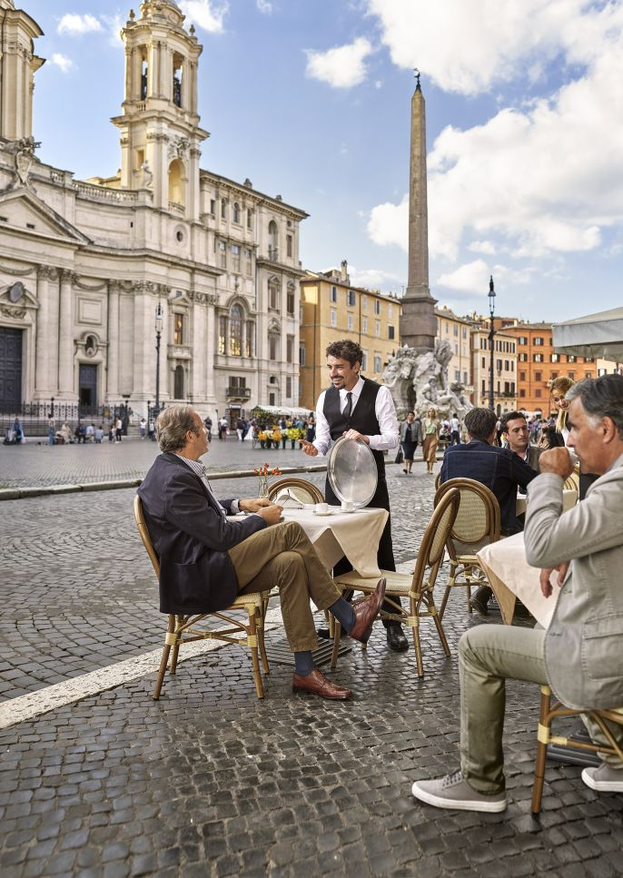 Roma, fot. materiały prasowe Nespresso