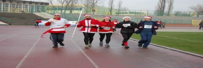Półmaraton Św Mikołajów