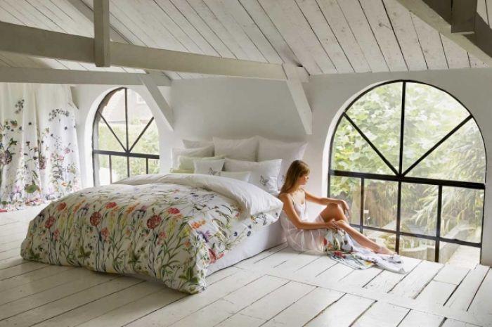 Sypialnia, w której będziesz śnić kolorowo