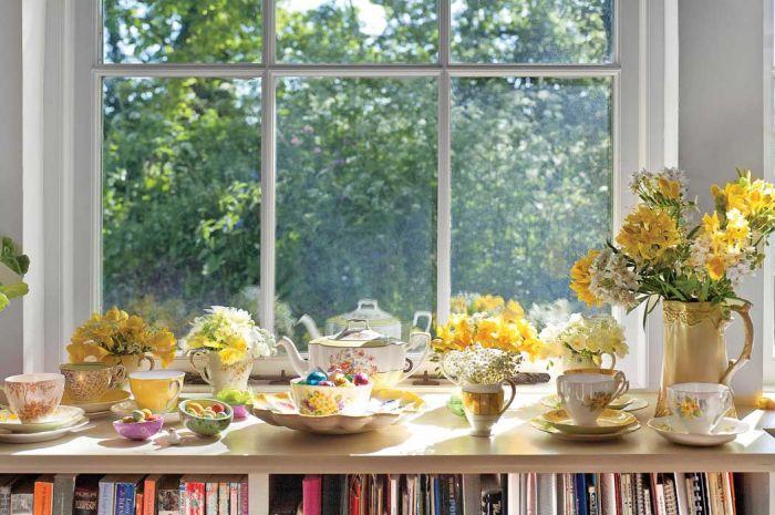 Wielkanoc w Anglii: pascha na stole