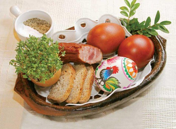 Strząska - potrawa z Małopolski