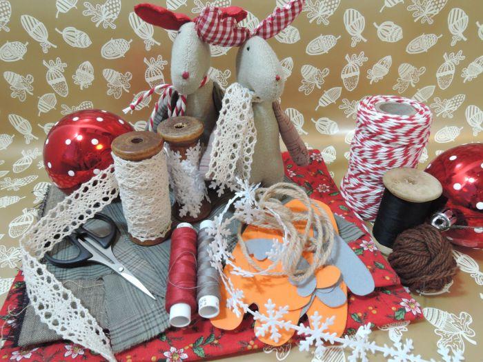 Świąteczne dekoracje - RENIFER