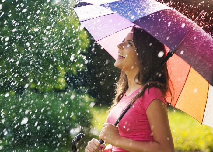 Jak wyczyścić parasol, kalosze i rękawiczki?